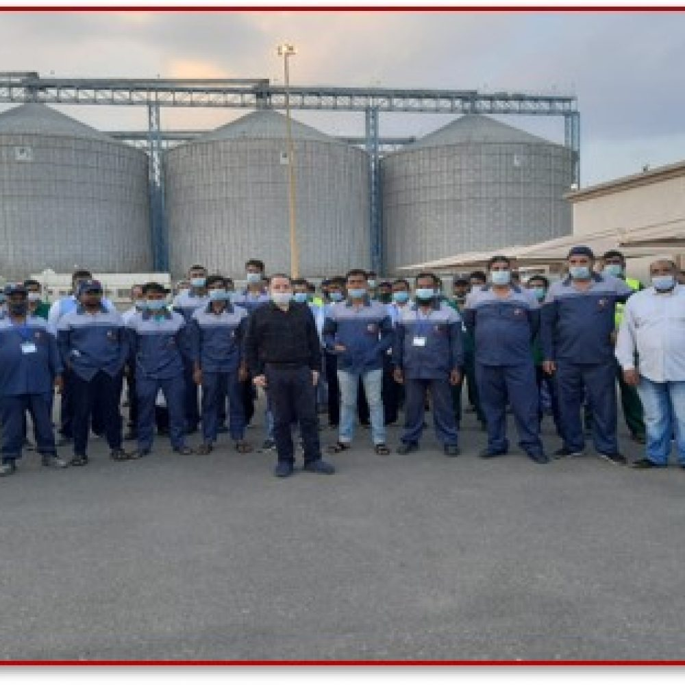 صيانة ونظافة وتشغيل ميناء ينبع التجاري