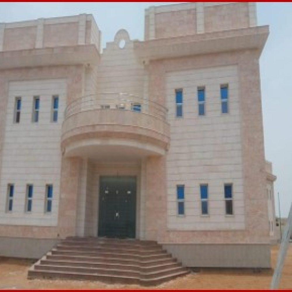 مشروع إنشاء وتجهيز أعمال متفرقة بمباني مديرية المياه  ( مبنى الطوارئ )